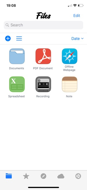 best free file manager for iphone