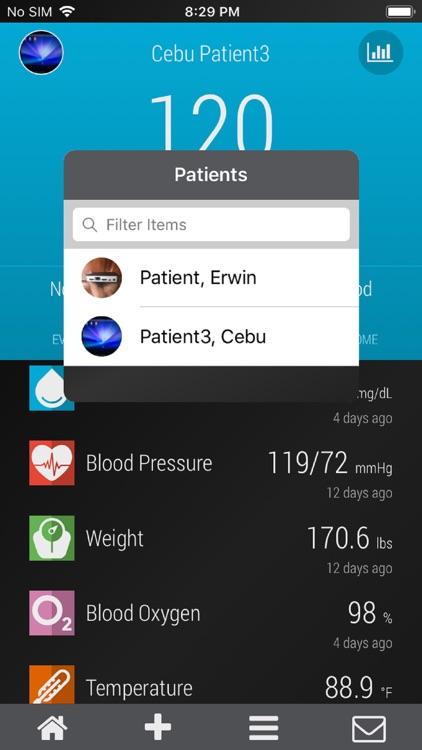 Smart Health 1on1 screenshot-7