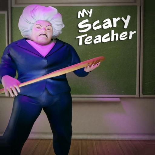 My Scary Granny Teacher:Prank Icon