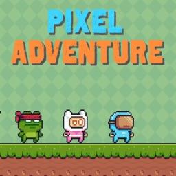 Ultimate Pixel Adventure