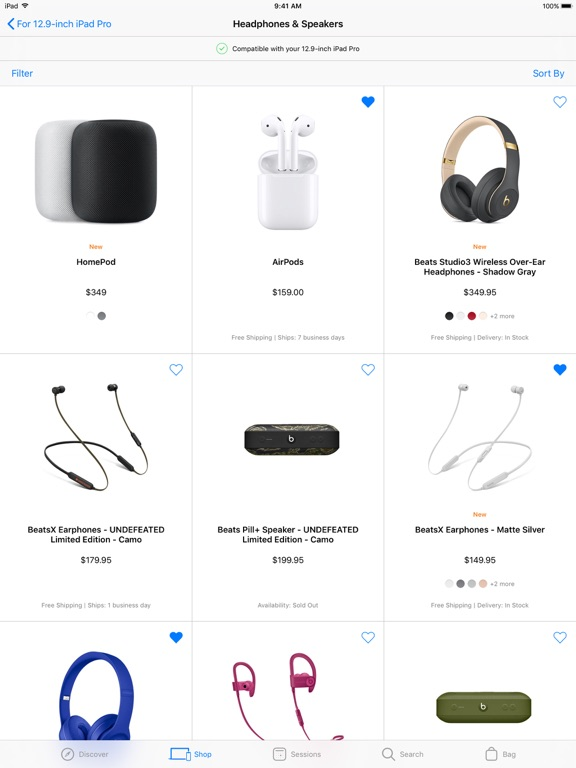 Screenshot #3 for Apple Store