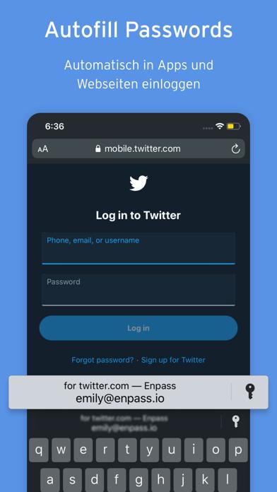 Enpass Password ManagerScreenshot von 6