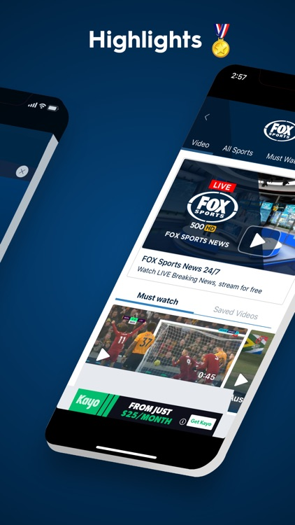 FOX Sports Official App