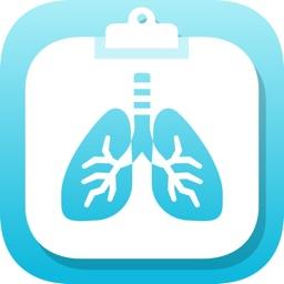Respiratory system atlas