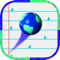 App Icon for Globe Hoppin App in Venezuela IOS App Store