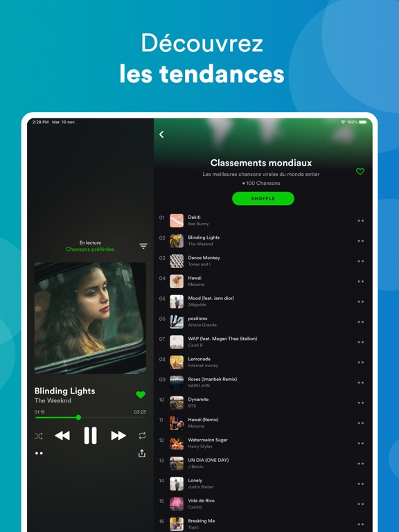 eSound - Lecteur de Musique