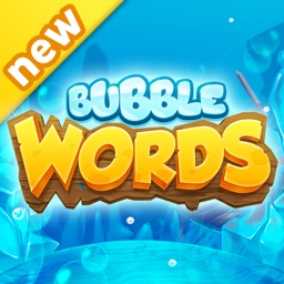 Bubble Words : Connect puzzle