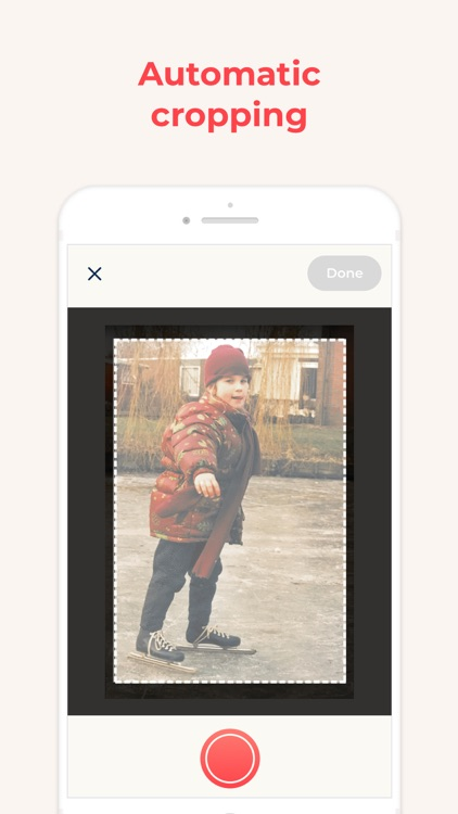 Photo Scan App by Photomyne