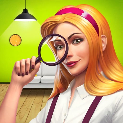 Hidden Objects - Photo Puzzle