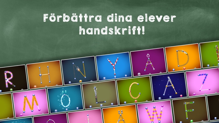 LetterSchool - Skola Utgåva screenshot-0