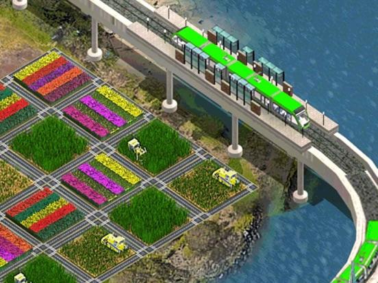 Monorail Island™ Screenshots