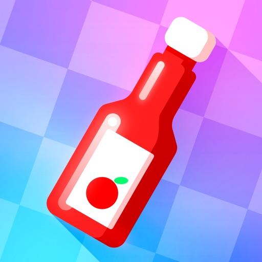 Flip Ketchup Bottle: Hop Quest