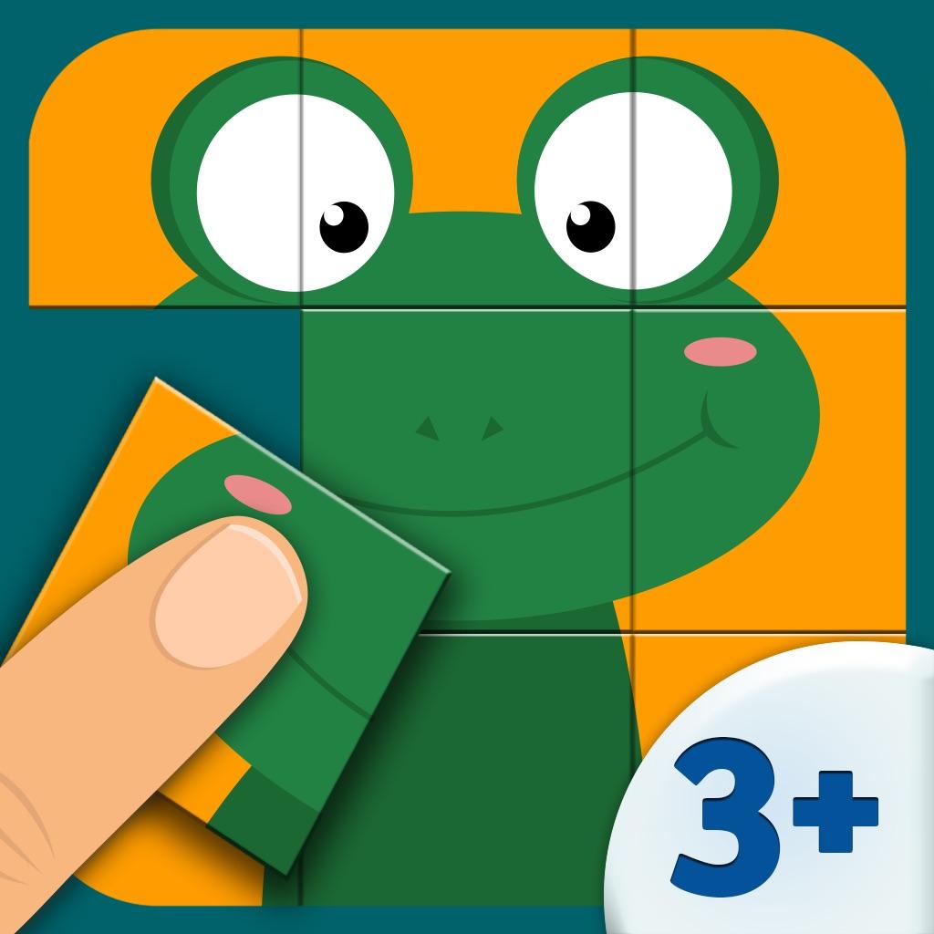 ANIMALS-PUZZLE Happytouch® hack