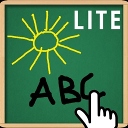 Draw for iPad Lite, Blackboard