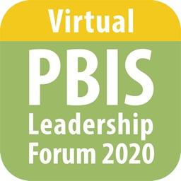 Virtual PBIS Leadership Forum