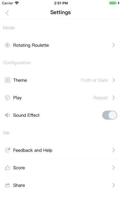 DouPan - Tap Roulette screenshot-5