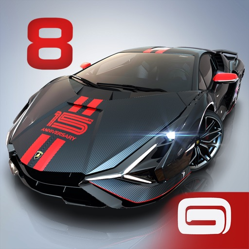 Asphalt 8 - Drift Racing Game icon