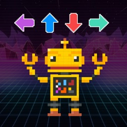 Robot Music Arena Game