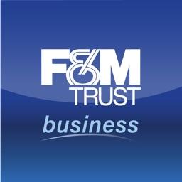 F&M Trust Business for iPad