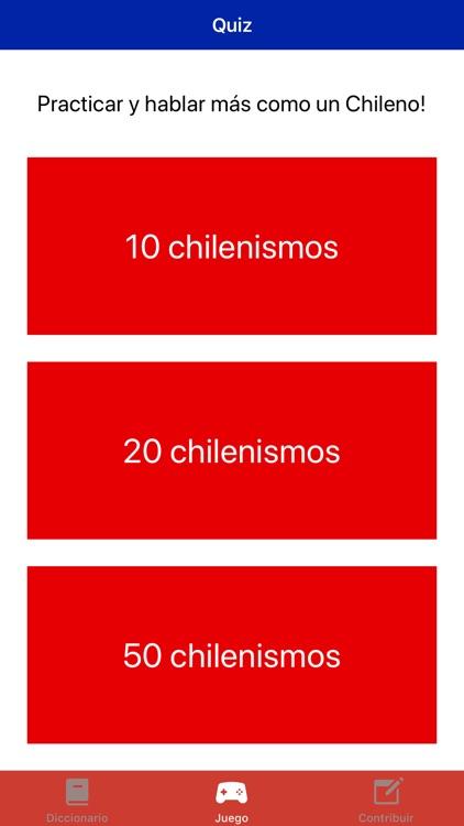 Chilenismos screenshot-3