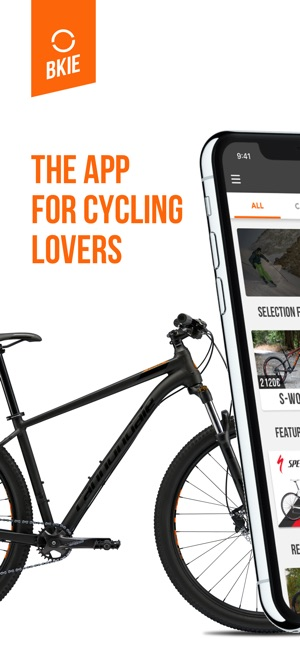 BKIE – Second Hand bikes on the App Store
