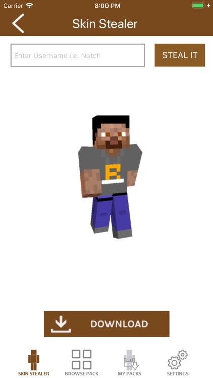 Skin Packs for Minecraft PE screenshot-6