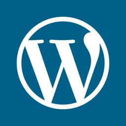 Ícone do app WordPress