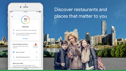 Screenshot for Google Maps - Transit & Food in United Arab Emirates App Store