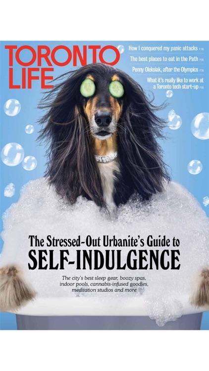 Toronto Life Magazine