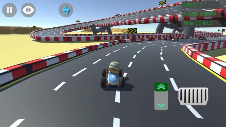 Mini Speedy Racers screenshot-4