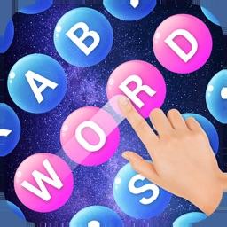 Scrolling Words Bubble