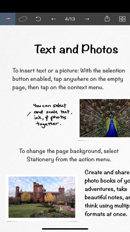 Inkpad Note -Handwriting Taker
