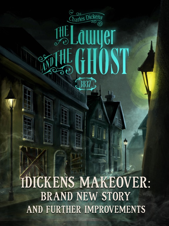 iDickens: Ghost Stories Screenshots