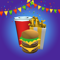 App Icon for Drive Thru 3D App in United States IOS App Store