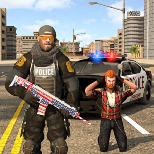 Police Officer: Crime Gangster