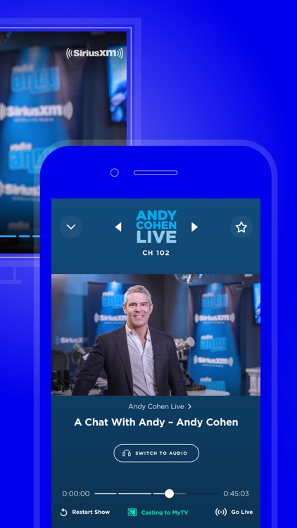 SiriusXM-Music, Comedy, Sports screenshot-6