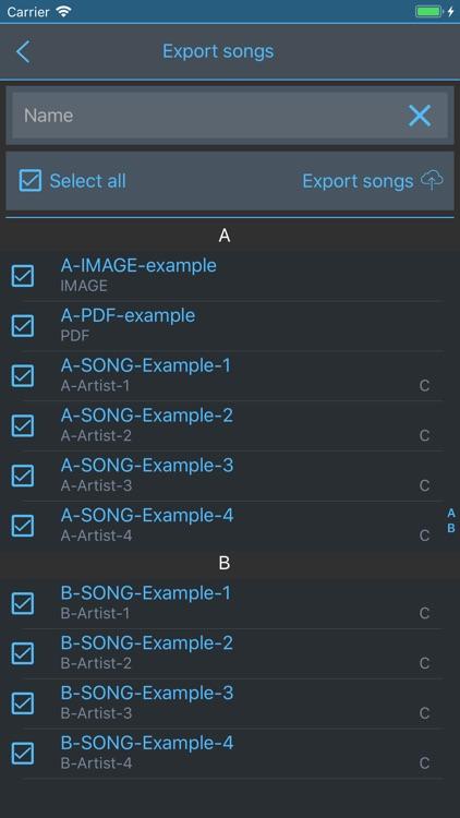 Song TextBook (Little) screenshot-7