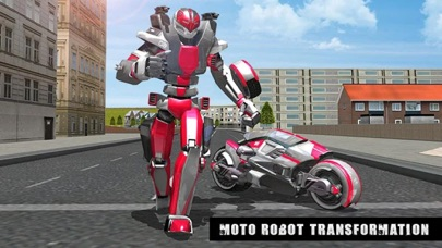 Robot Truck: Bike Transformersのおすすめ画像3