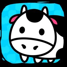 Cow Evolution: Clicker & Merge