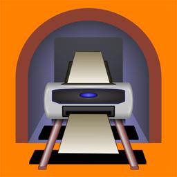 Ícone do app PrintCentral for iPad