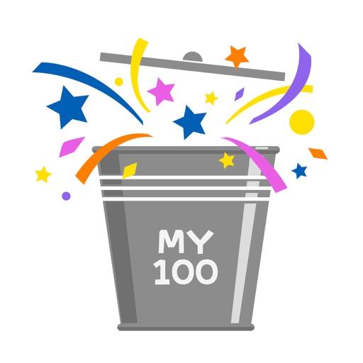 人生で叶える夢リスト「MY BUCKET LIST 100」