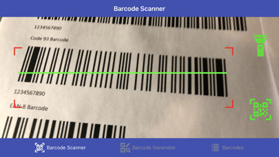 Barcode Meta screenshot two