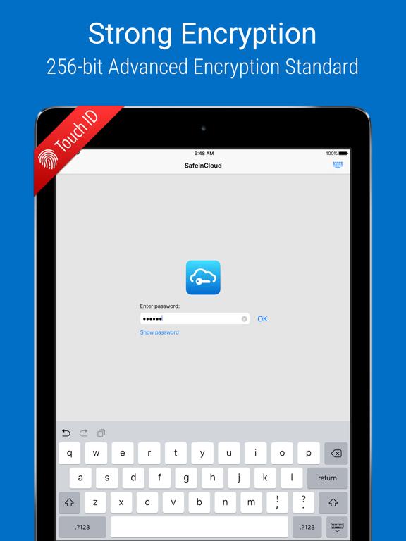Safeincloud password manager download