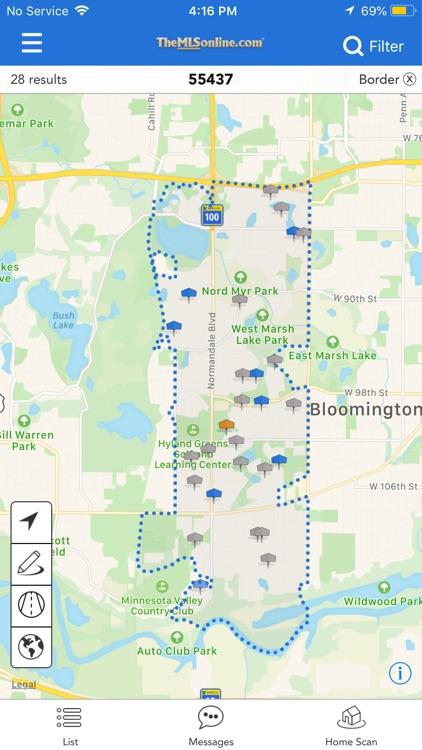 TheMLSonline: MN Home Search screenshot-3
