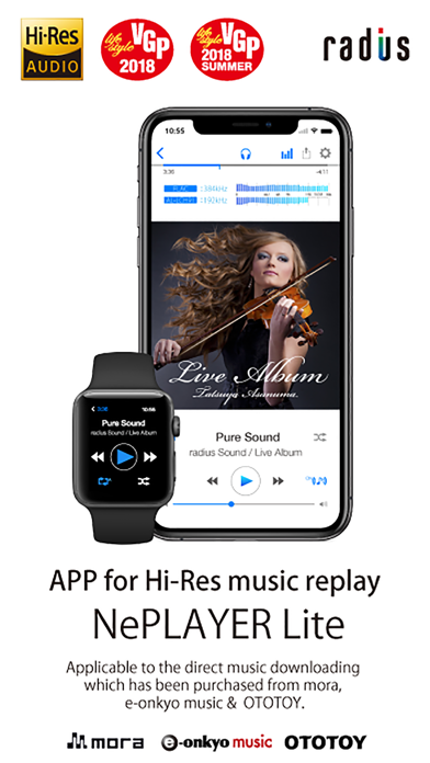 Top 10 Apps like Hi-Res music player-NePLAYER in 2019 for iPhone & iPad