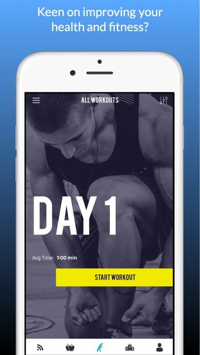 Plank - 30 Days of Challengeのおすすめ画像1