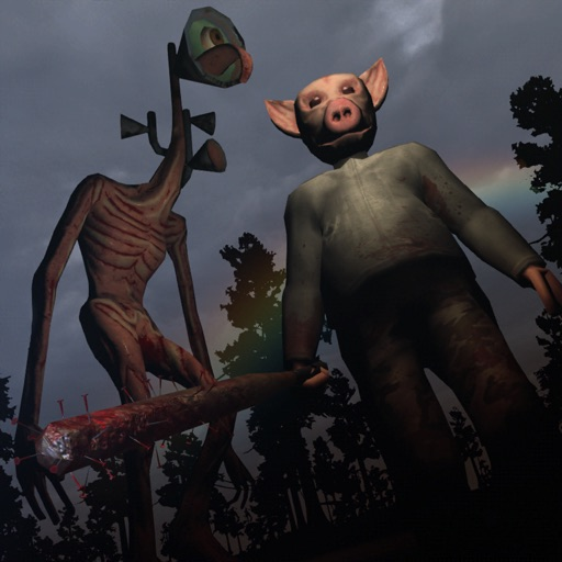 SCP Siren Head & Piggy Game