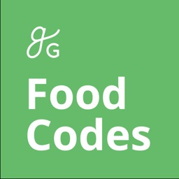 GG Food Codes