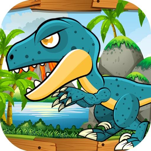 Dinosaurs Rapter World Runner