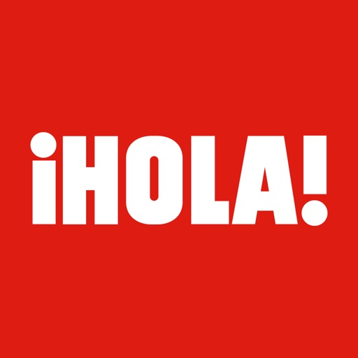 ¡HOLA! ESPAÑA Revista impresa iOS App